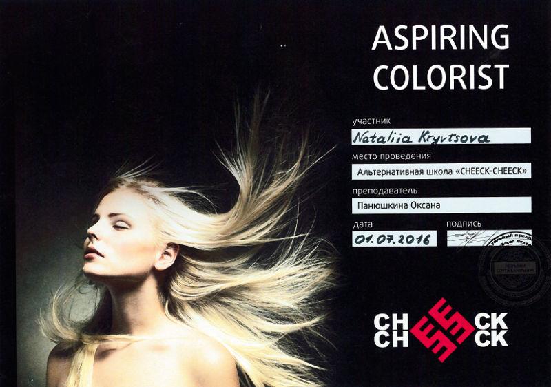 Aspiring Colorist