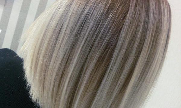 4 kroki do uzyskania zimnego blondu