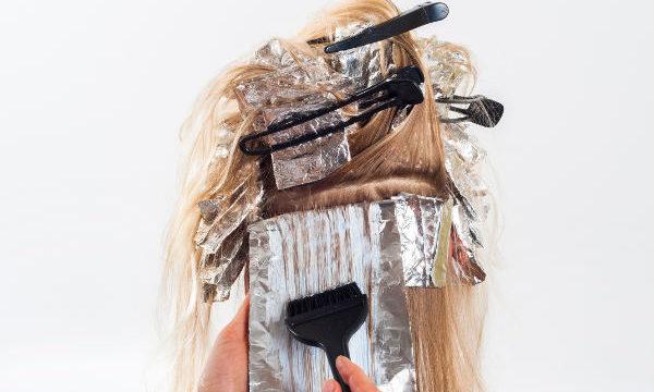 Główny sekret farbowanych włosów